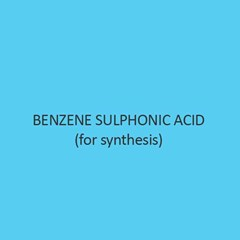 Benzene Sulphonic Acid (For Synthesis)