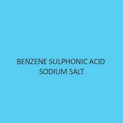 Benzene Sulphonic Acid Sodium Salt
