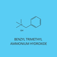 Benzyl Trimethyl Ammonium Hydroxide