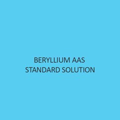 Beryllium AAS Standard Solution