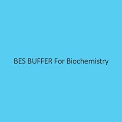 Bes Buffer For Biochemistry