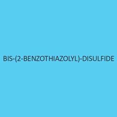 Bis 2 Benzothiazolyl Disulfide