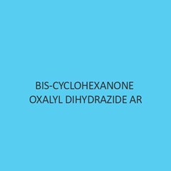 Bis Cyclohexanone Oxalyl Dihydrazide AR
