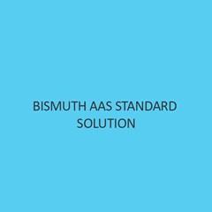 Bismuth AAS Standard Solution