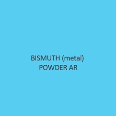 Bismuth metal Powder AR