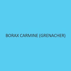 Borax Carmine Grenacher Liquid aqueous staining solution