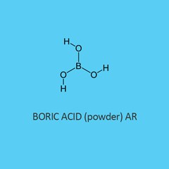 Boric Acid Powder AR