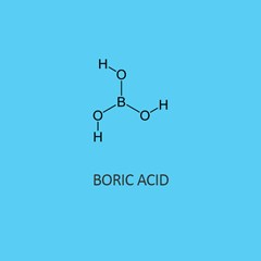 Boric Acid Fine Powder