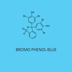 Bromo Phenol Blue Indicator Solution