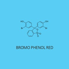 Bromo Phenol Red indicator solution