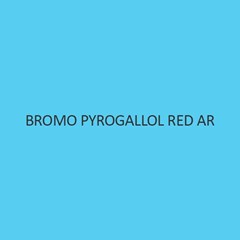 Bromo Pyrogallol Red AR