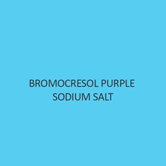 Bromocresol Purple Sodium Salt