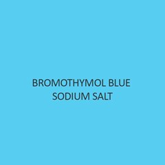 Bromothymol Blue Sodium Salt