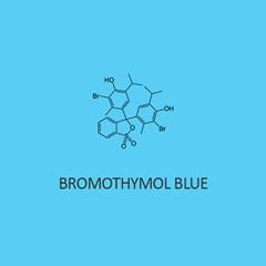 Bromothymol Blue Indicator Solution
