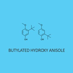 Butylated Hydroxy Anisole