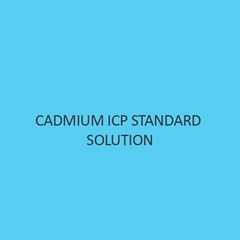 Cadmium ICP Standard Solution 1000Mg In Nitric Acid
