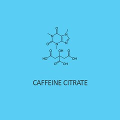 Caffeine Citrate Purified