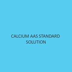 Calcium AAS Standard Solution