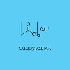 Calcium Acetate Hydrate Dried For Soil Test
