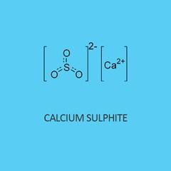 Calcium Sulphite