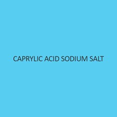 Caprylic Acid Sodium Salt