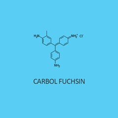 Carbol Fuchsin M.S  Powder