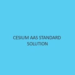 Cesium AAS Standard Solution Liquid