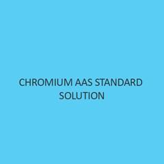 Chromium AAS Standard Solution