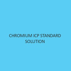 Chromium ICP Standard Solution 1000Mg per L Nitric Acid