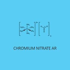 Chromium Nitrate AR Nonahydrate