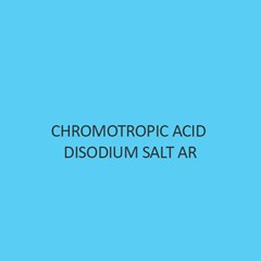 Chromotropic Acid Disodium Salt AR