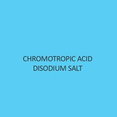 Chromotropic Acid Disodium Salt