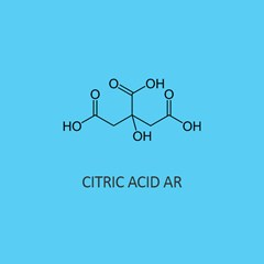 Citric Acid Anhydrous AR