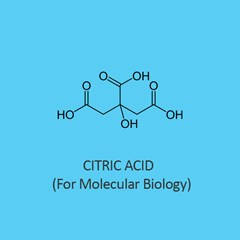 Citric Acid Anhydrous For Molecular Biology
