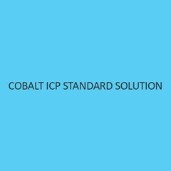 Cobalt ICP Standard Solution 1000Mg L In Nitric Acid
