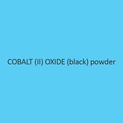 Cobalt (II) Oxide Black Powder