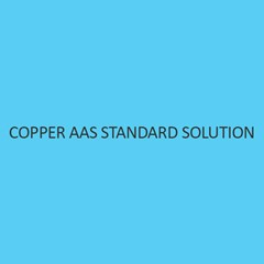 Copper AAS Standard Solution