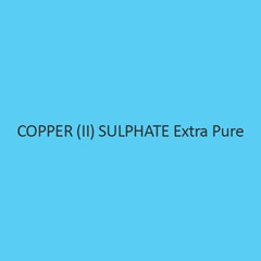 Copper (II) Sulphate Extra Pure