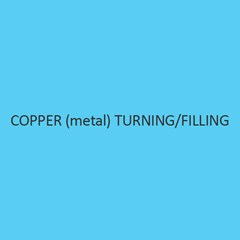 Copper Metal Turning Filling Small Pieces