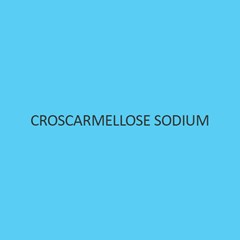 Croscarmellose Sodium