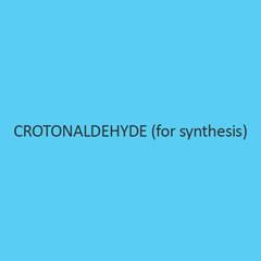 Crotonaldehyde (For Synthesis)