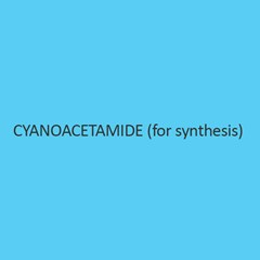 Cyanoacetamide (For Synthesis) (Malonamide Nitrile)