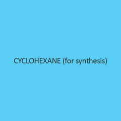 Cyclohexane (For Synthesis)