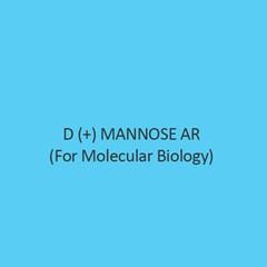 D + Mannose AR for molecular biology