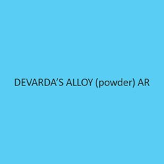 DevardaS Alloy (Powder) AR