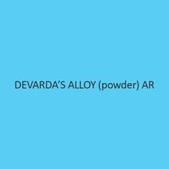 DevardaS Alloy (Powder) AR