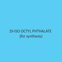 Di Iso Octyl Phthalate (For Synthesis)