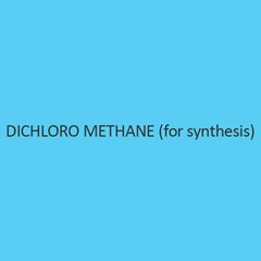 Dichloro Methane (For Synthesis)