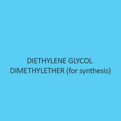 Diethylene Glycol Dimethylether (For Synthesis)
