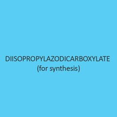 Diisopropylazodicarboxylate (For Synthesis)